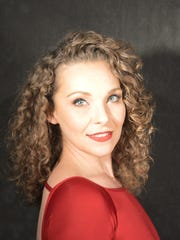 """Josie Pickett does double duty as choregrapher and cast member in """"A Chorus Line, """" which opens Friday."""