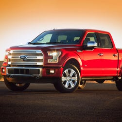 Many rich folks opt for plain ol' pickups, economy cars