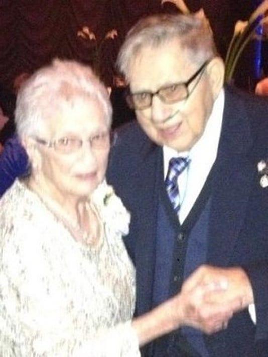 Anniversaries: Glen Dymond & Margaret Dymond