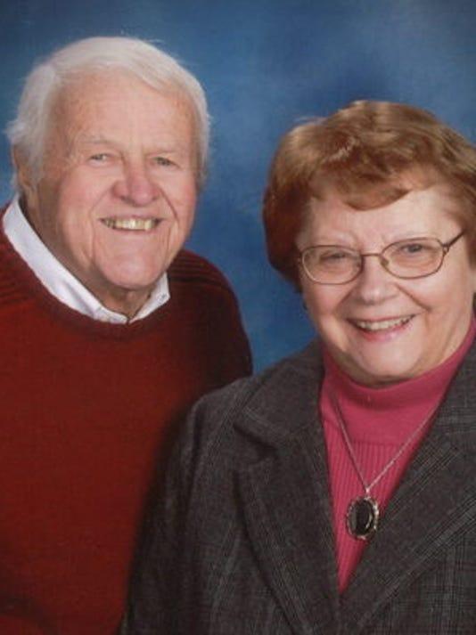 Anniversaries: Harold Spilde & Judy Spilde