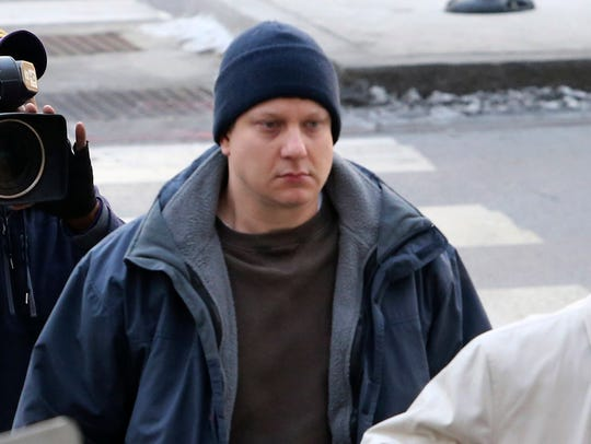 Chicago police officer Jason Van Dyke, accused of fatally