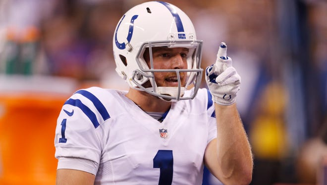 It's been six years since Colts punter Pat McAfee's infamous dip in the Broad Ripple canal. He calls it the night that saved his NFL career.