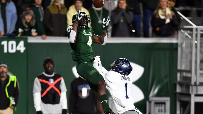 Former Colorado State Rams wide receiver Michael Gallup was picked in the third round of the NFL move, a selection that has been widely applauded by national experts.