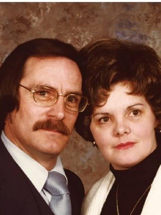 Anniversaries: Almon Sebolt & Joann Sebolt