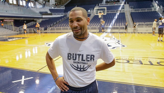 Formal practice for Butler men's basketball and new head coach LaVall Jordan starts Monday.