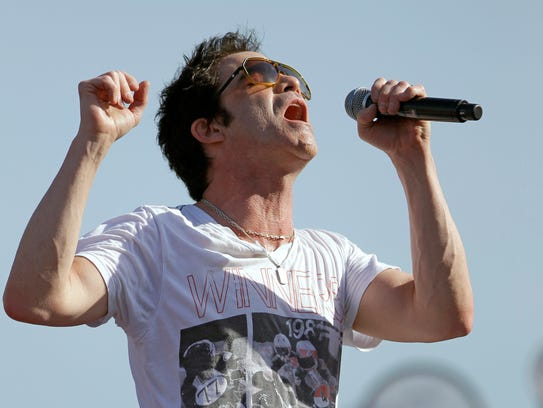 Patrick Monahan and the rest of Train will perform