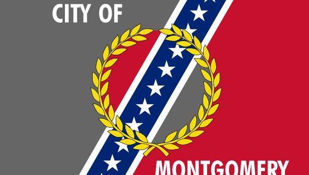 Montgomery city flag