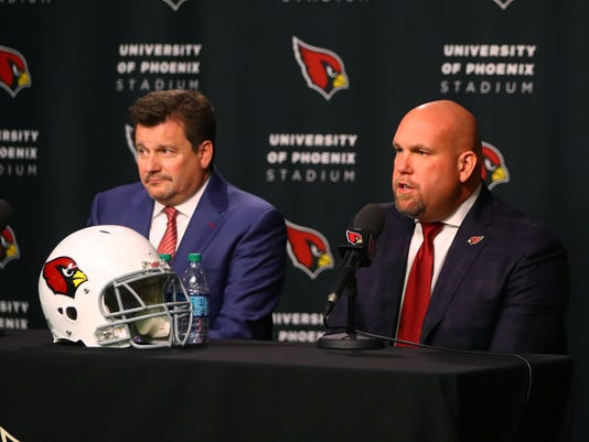 NFL: Arizona Cardinals-Press Conference