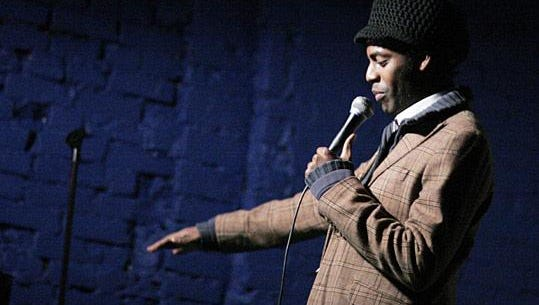 """Baron Vaughn plays """"Bud"""" on the Netflix original series """"Grace and Frankie."""" The actor and comedian will perform Saturday at JP's Bar, located on Johnston Street in the Fiesta Village Shopping Center. Tickets are on sale now at tinyurl.com/lafcom1024 for $15."""
