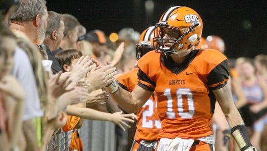 South Gibson's Austin Duncan will be one of two local players in the Blue-Grey All-American Bowl in Jacksonville, Fla., on Saturday.
