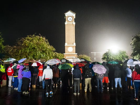 1 dead, 1 hurt in NC college shooting