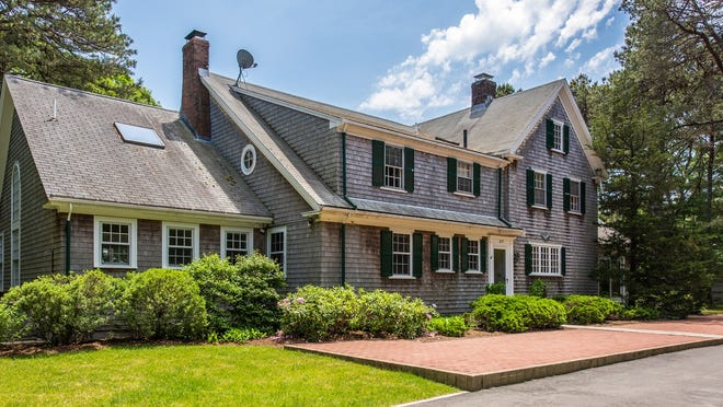 The Grand Greek Revival-style home is second-highest sale in Cotuit this year. It was on the market for 48 days and closed on Sept. 2.