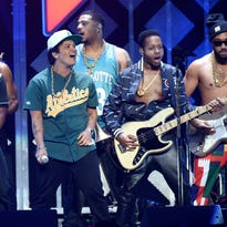 Bruno Mars' band to close out Rochester jazz fest