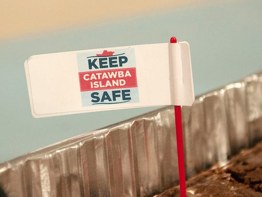 Keep Catawba Island Safe hosted a fundraiser at the