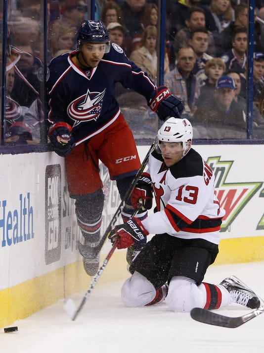Michael Cammalleri, Seth Jones