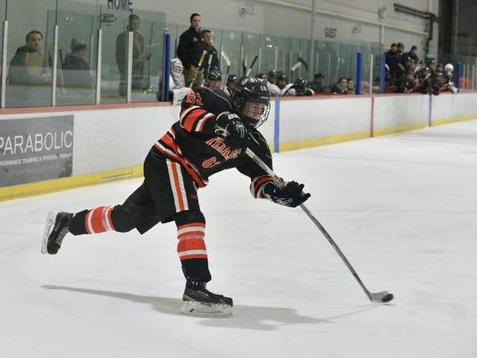 HS Hockey: Tenafly-River Dell