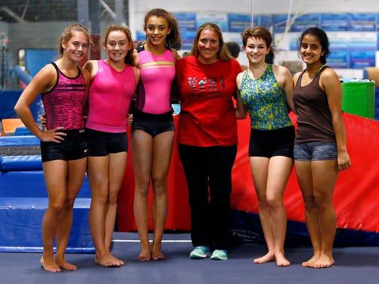Mount Olive gymnastics