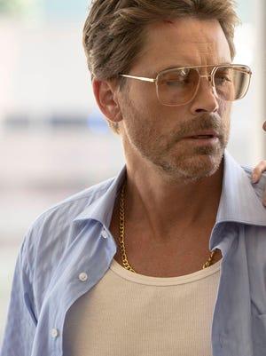 "Rob Lowe (""Ben Novack Jr."") and Paz Vega (""Narcy Novack"") star in the all-new Lifetime Original Movie, Beautiful & Twisted."