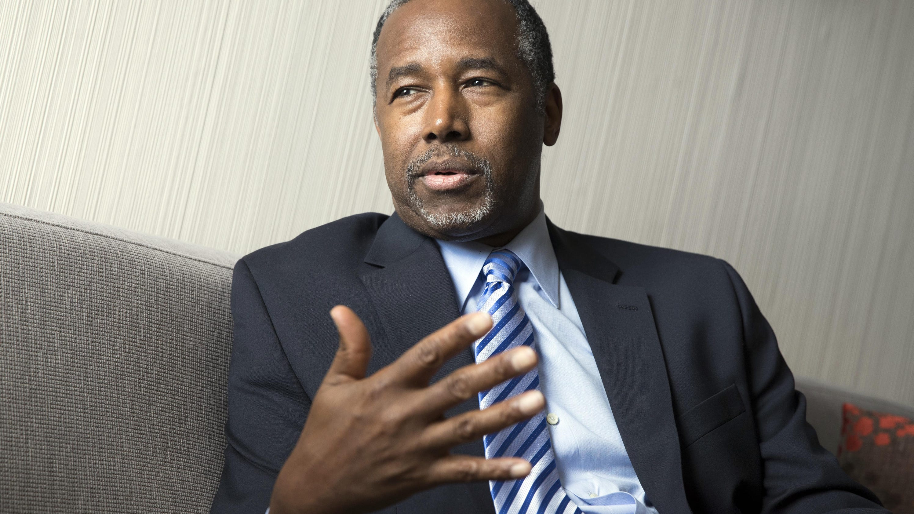 the life and times of benjamin carson In his writings, carson has commented that even during the hardest times, his mother was the family's rock  dr ben carson: top surgeon's life-and-death struggle .