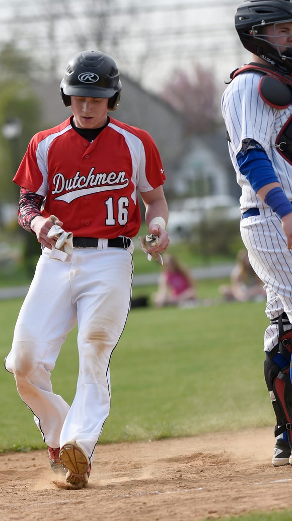 Northern Lebanon baseball edged the Annville-Cleona