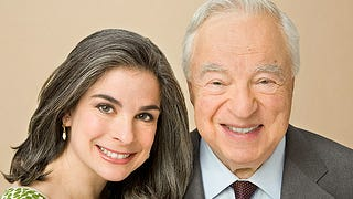 Arthur Frommer and his daughter Pauline Frommer relaunch Frommer guidebooks with 30 titles.