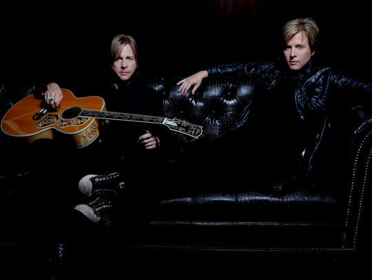 Gunnar and Matthew Nelson, sons of icon Ricky Nelson,