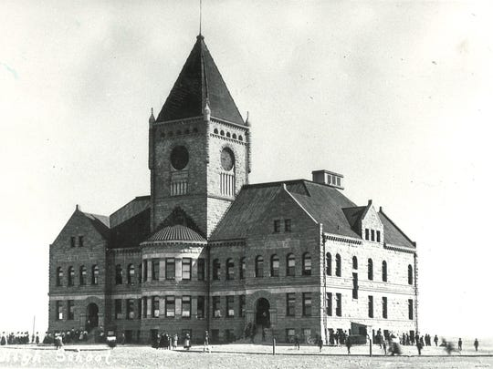 2 Central High with Bell Tower