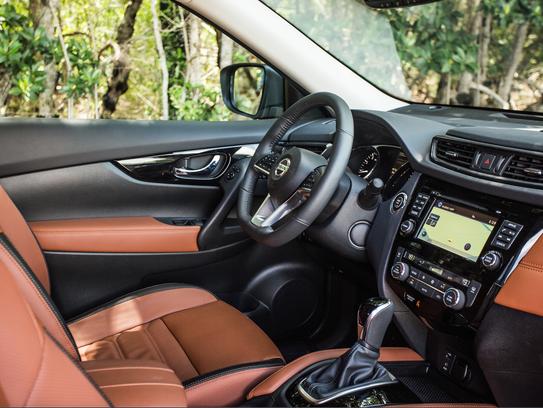 Nissan Rogue del 2017