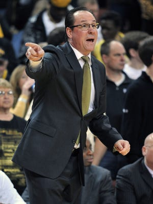 Gregg Marshall and the Wichita State Shockers are one of two remaining undefeated teams.