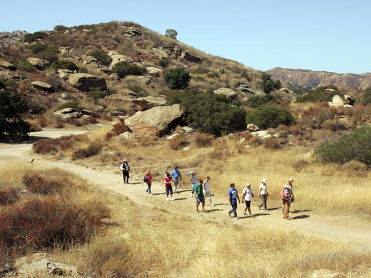 Corriganville Park in the east end of Simi Valley was