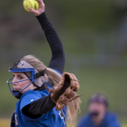 Area Dist. 5 softball teams looking for improvement