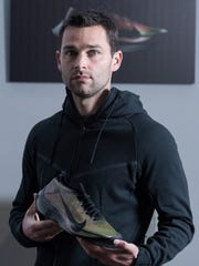 Bret Schoolmeester, senior director for Nike's global