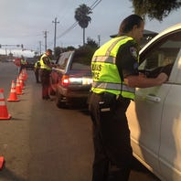 Salinas police to search for impaired, unlicensed drivers at checkpoint