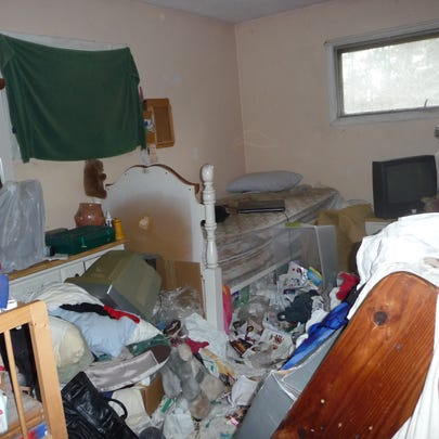 """Compulsive hoarding is defined as an """"obsessive need"""