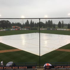 Game 1 between Rox, Bombers postponed to Thursday