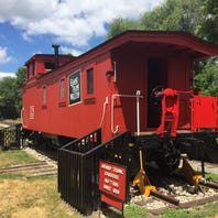 Howell's 1888 caboose a restored cultural gem