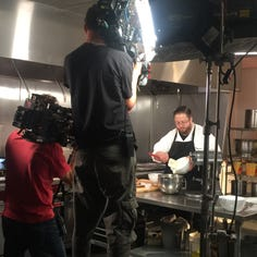 Cantoro's gets its TV close-up with Travel Channel food show