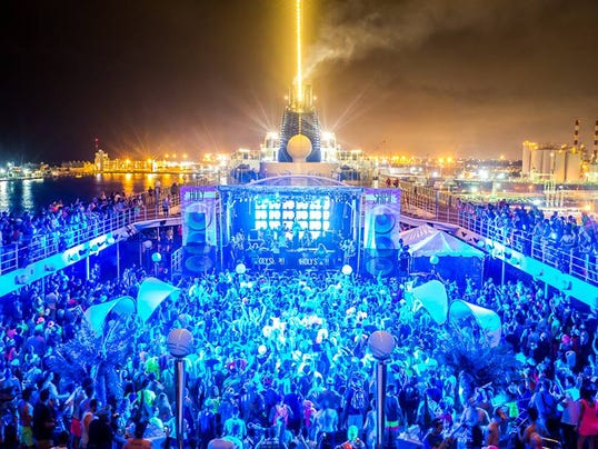 Holy ship concert