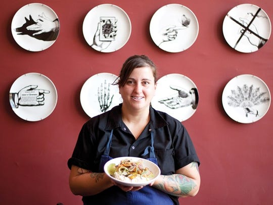 Sacha Levine: Co-chef, Ocotillo Restaurant, Phoenix