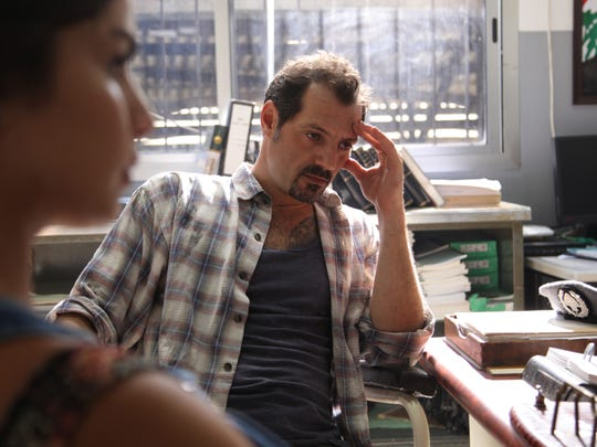 """Adel Karam plays a garage owner in """"The Insult."""""""