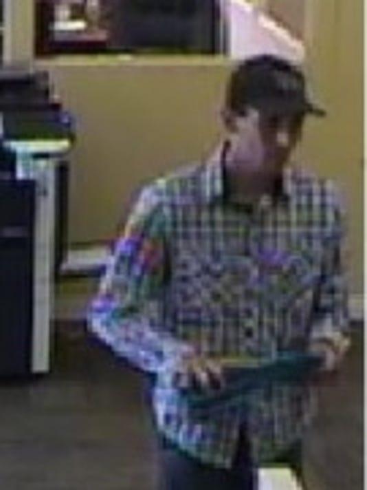 Port St. John Robbery Suspect