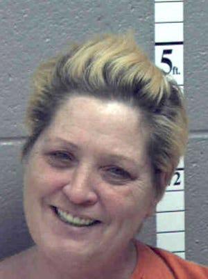 Dana B. Mckenzie, 56, of Waynesboro, is charged with robbery.