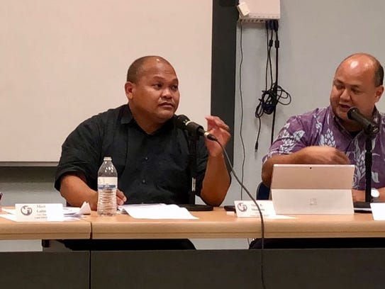 Guam Education Board approved attendance area changes
