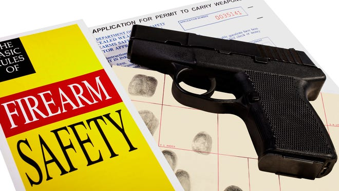 The SAFE Act requires pistol permit holders to re-certify with the state every five years. In Westchester, residents re-certify through the county clerk.