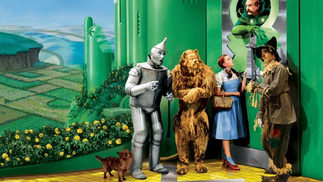 'The Wizard of Oz,' 1939
