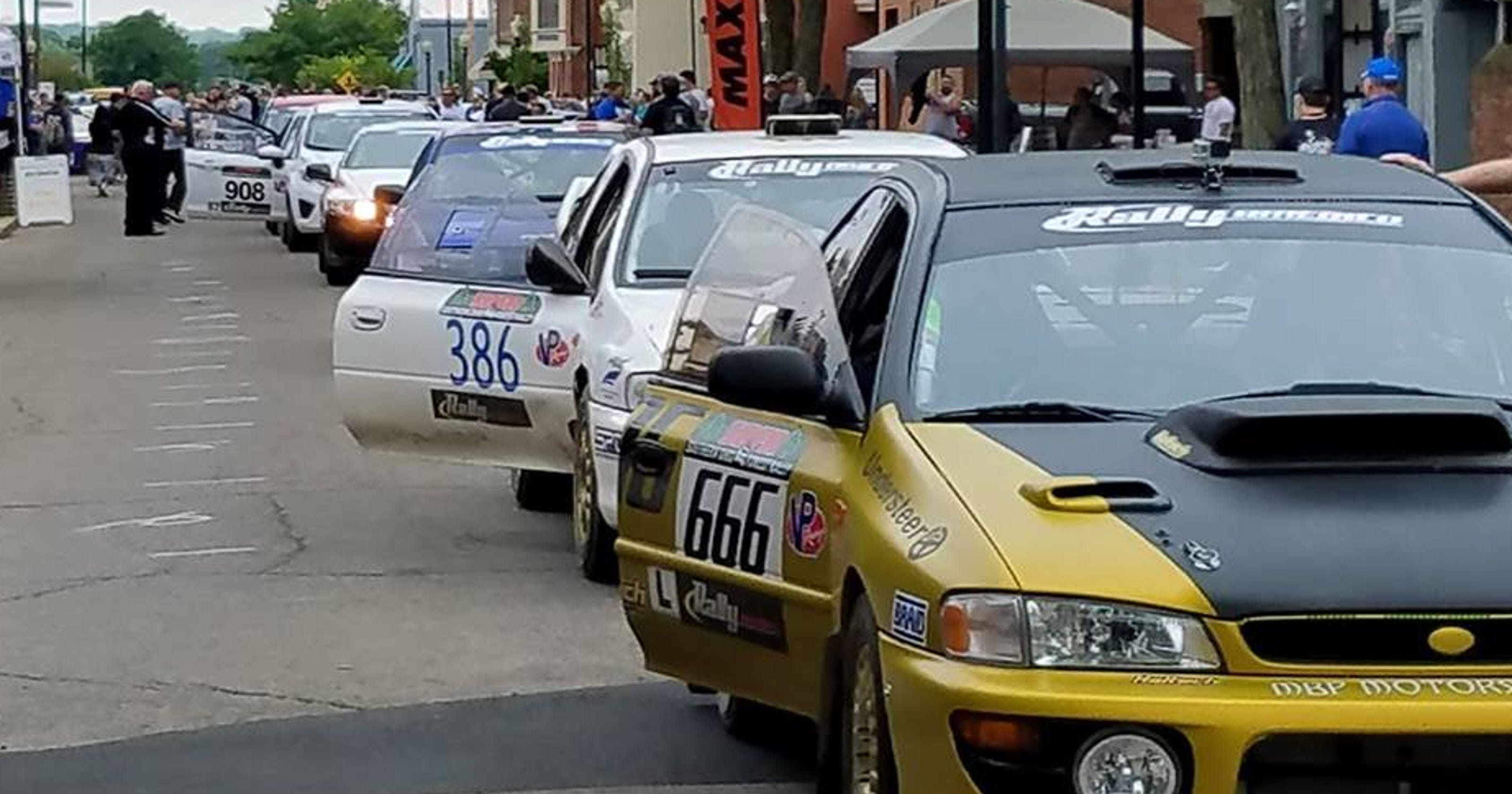 a9f91d98e3d8 Forest Rally back in the area for the 3rd straight year