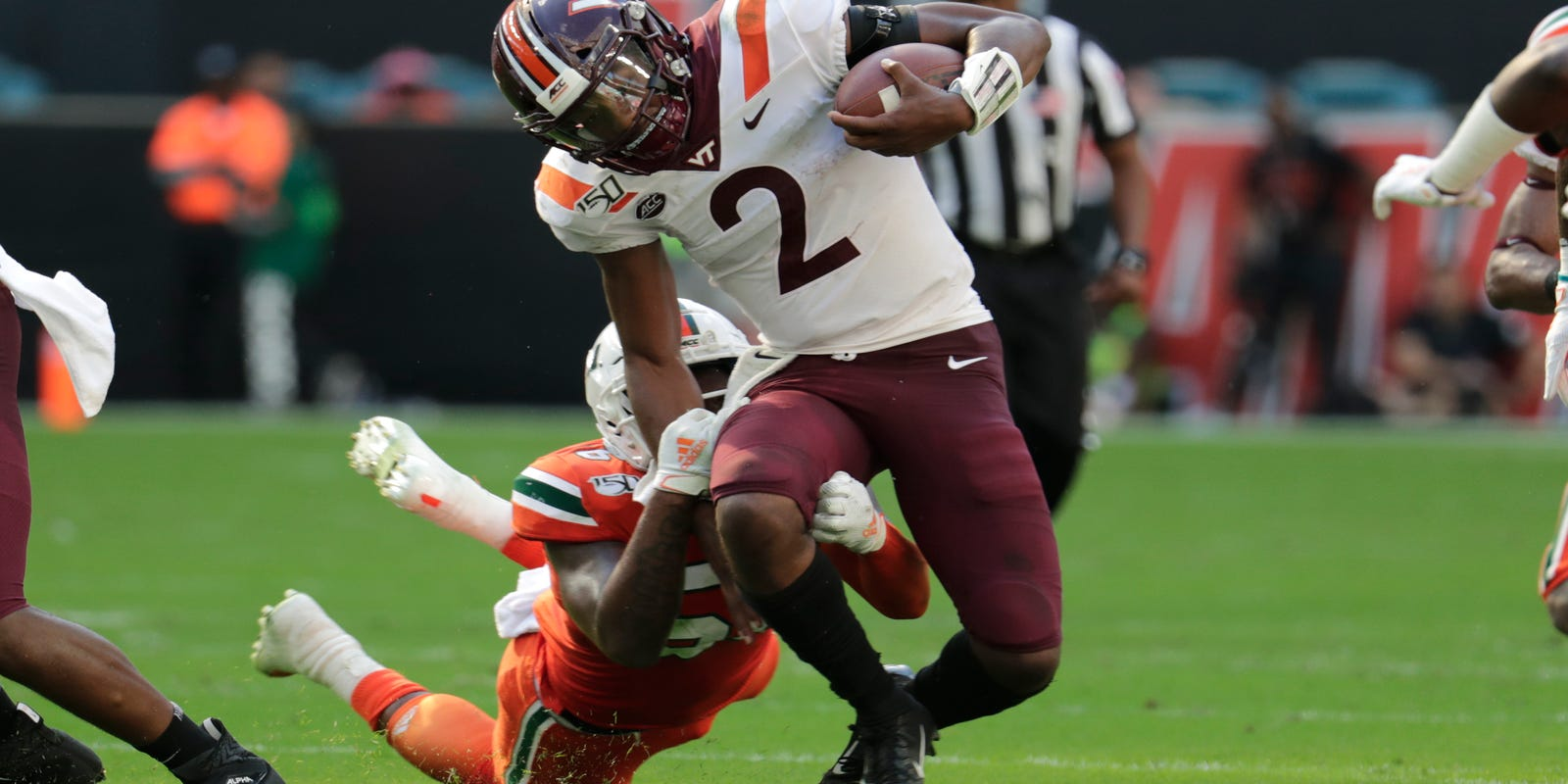 What you should know about Virginia Tech, Kentucky football's Belk Bowl opponent