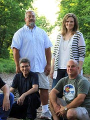 The Kattie Laney Project will perform at Mountain Home's Hickory Park on Friday night. The band will also perform Saturday night in downtown Yellville as part of Music on the Square.
