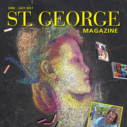 June - July St. George Magazine