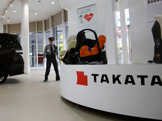 Takata demand